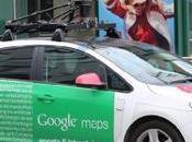 Retrouver voiture garée avec Google Maps