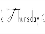 Throwback Thursday Livresque Fantasy