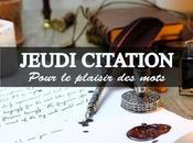 Jeudi Citation 2019