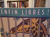 ENFIN LIBRES Livre pop-up Sarah Loulendo Arnaud