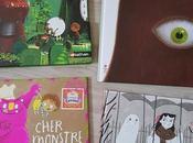 Halloween 2019 MONSTRES albums Kididoc Dans peau monstres Cher monstre Comment être avec fantôme