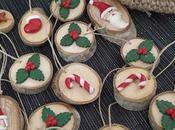 Décorations Noël faites main sondage tuto tricot