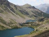 Randonnée lacs Vens sentier l'Énergie