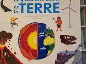 grand livre animé Terre Anne-Sophie Baumann Patrick Graviou