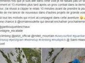 """Paul Jenft, grimpeur compétition dans """"Carnet d'adresse"""""""