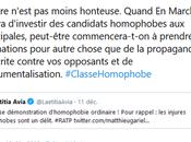 L'hypocrisie #LREM, leur marque l'exemple #municipales2020 #Nancy #LGBTQ #LMPT #antifa