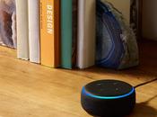 Echo Dot, nouvelle enceinte connectée d'Alexa, signée Amazon