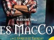 MacCoy, tome L'Ours Taureau, Alexiane Thill