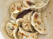 Jiaozi (gyoza) ciboulettes chinoises (recette végétarienne) 韭菜素水饺