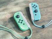 Switch Collector couleurs d'Animal Crossing (Dès 359€)