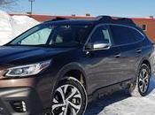 Essai routier Subaru Outback 2020 familiale québécoise