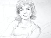 soirée Théatre Maxim's avec Jackie Kennedy
