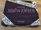 Jujutsu Kaisen Unboxing Presskit premières impressions manga