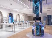 Huawei ouvre première boutique France… 850m seulement d'un Apple Store