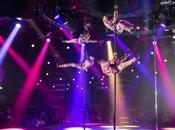 Croisière Cirque Soleil magique prend tout sens bord