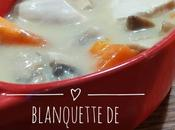 Blanquette poulet extra Thermomix