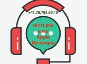 Hotline apple gratuite pour clients