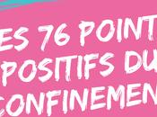 points positifs confinement