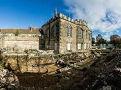 Découverte d'une chapelle médiévale monumentale Angleterre