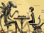 Tournoi d'échecs ligne mardi mars