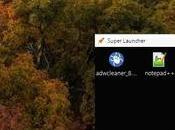 Super Launcher lanceur d'application administrateur