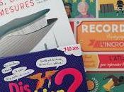 Surprises tailles (sélection livres records