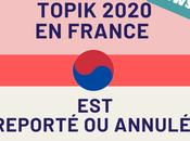 Topik 2020 France reporté annulé?