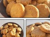Sablés Cantal noix