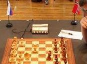 Tournoi International d'échecs Bienne 2008: résultats ronde