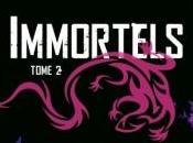 Immortels, Tome Cate Tiernan
