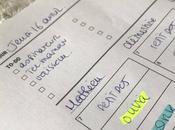 Planning journalier imprimer