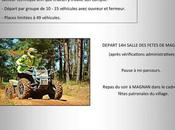 Rando quads motos comité fêtes Magnan (32), samedi juillet 2020