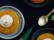 Tartelettes tatin l'ananas caramélisé