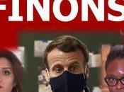 Sauvez vies Confinons Macron