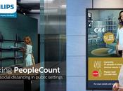 L'application PeopleCount disponible pour moniteurs Philips sous Android
