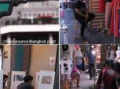 Bangkok- Chatuchak back business, moments