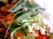 Ragoût lentilles, patate douce chou-fleur parfums indiens