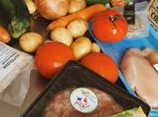 FOOD panne d'idées produits frais? avec Quitoque