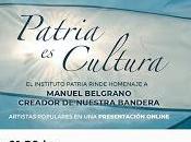 Instituto Patria rend hommage soir Belgrano l'affiche]