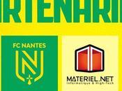 #SPORT #ESPORT Materiel.net devient partenaire Nantes Esports
