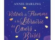 Retour Flamme Librairie Coeurs Brisés d'Annie Darling