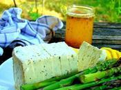 Tofu asperges citron mijoteuse pour journée caniculaire