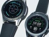 Samsung Galaxy Watch tellement nouveautés
