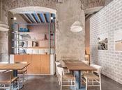 nouvelle décoration authentique moderne pour restaurant milanais
