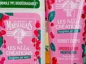 Petites Créations Découverte nouveautés Petit Marseillais!