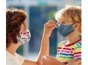 Covid-19 sélection masques tissu pour enfant