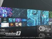 Processeur tvONE CORIOmaster2 traitement vidéo très haut niveau