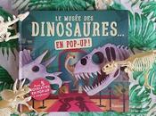 Musée dinosaures pop-up Editions Tourbillon
