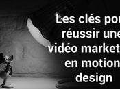 conseils pour réussir vidéo marketing motion design