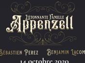 venir librairie L'étonnante famille Appenzell